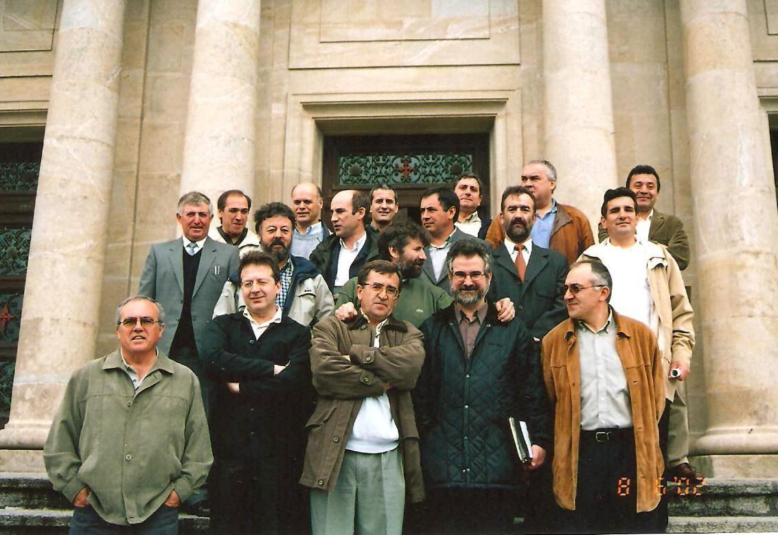 3En Santiago, 2002