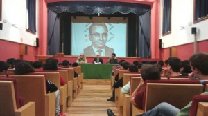 conferencia documental.